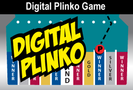 DIGITAL PLINKO GAME