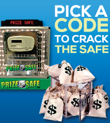 Prize Vault Prize Safe Game