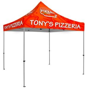 10' Canopy w/40 mm Steel Frame and Wheeled Bag
