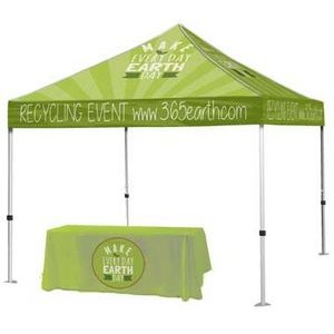 Event Tent Package #1 – Tent + Throw