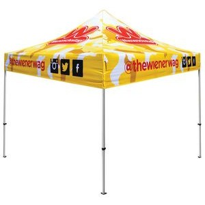 SPECIAL: Pop Up Canopy Tent (10'x10') w/ Steel Frame (Digital)