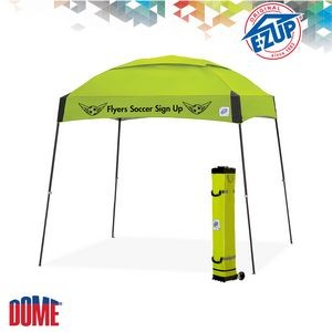 Dome® 10' x 10' 1 Color Print Tent w/ Steel Frame
