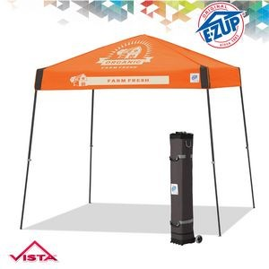 Vista™ 10' x 10' 1 Color Print Tent w/ Steel Frame