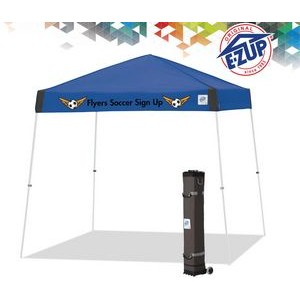 Vista™ 12' x 12' Multi Color Print Tent w/ Steel Frame